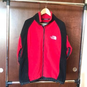 Men's north face summit series L fleece jacket